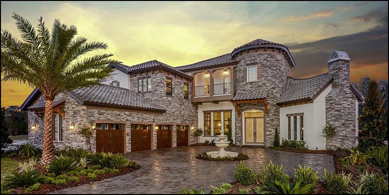 Gorgeous Fishhawk Ranch Model Home For Sale