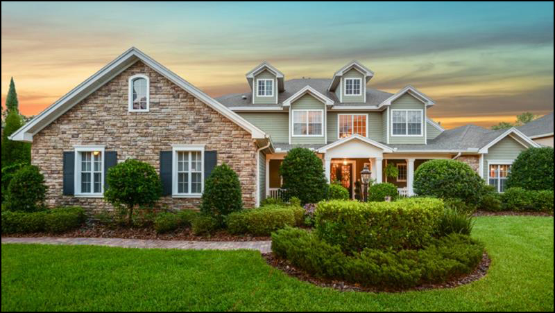 Absolutely Stunning Luxury Estate Home For Sale In The FishHawk Ranch Dunlin Wood Subdivision