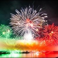 Fireworks in FishHawk Ranch