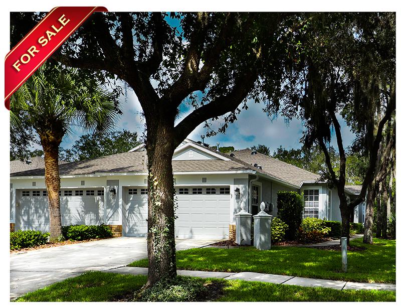 FishHawk Ranch Home For Sale | 3-Bedroom Villa | 6019 Sandhill Ridge Dr Lithia FL