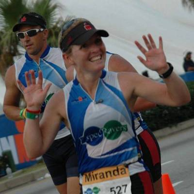 Getting Ready for Two Oceans and Comrades with Miranda Dudley