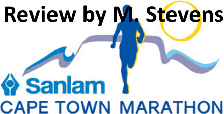 Cape Town Marathon review 2017- by Marieta Stevens