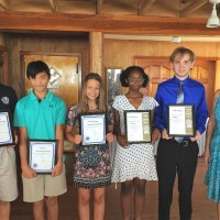 Student's of the Month- October 2018