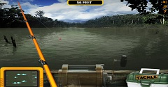 Fishing Games   Play All Fishing Games Online Hooked Monster