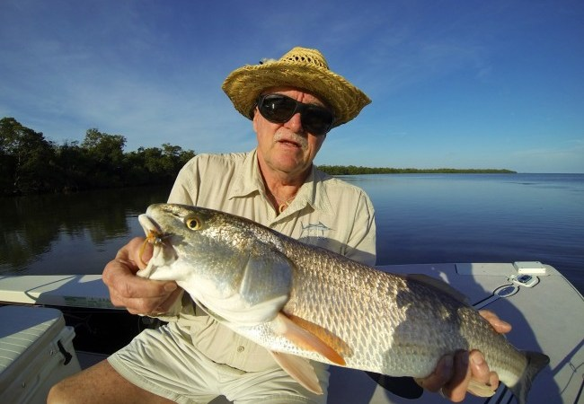 Paul hobby archives fishing charters fort myers for Fly fishing for redfish