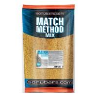 Pastura SONUBAITS Match Method Mix (2KG)