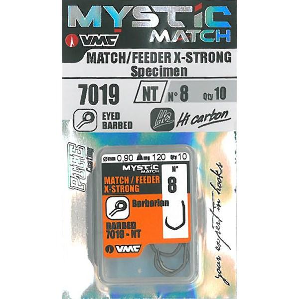 Ami MYSTIC Match VMC 7019 Specimen Eyed Barbed