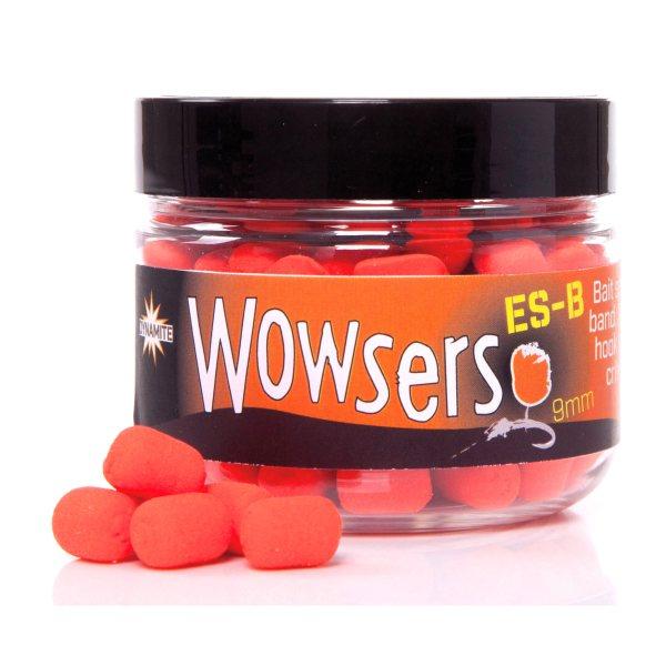Pellet Innesco DYNAMITE WOWSERS HYGH VIS Wafters Orange (7mm)