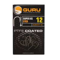 Ami GURU Super XS Barbless Eyed (con occhiello)