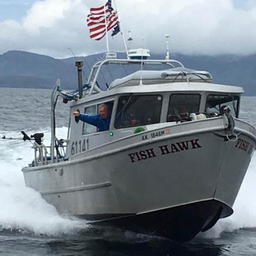 Kodiak Island Halibut Charter limited out early on Fish N' Chips Charters