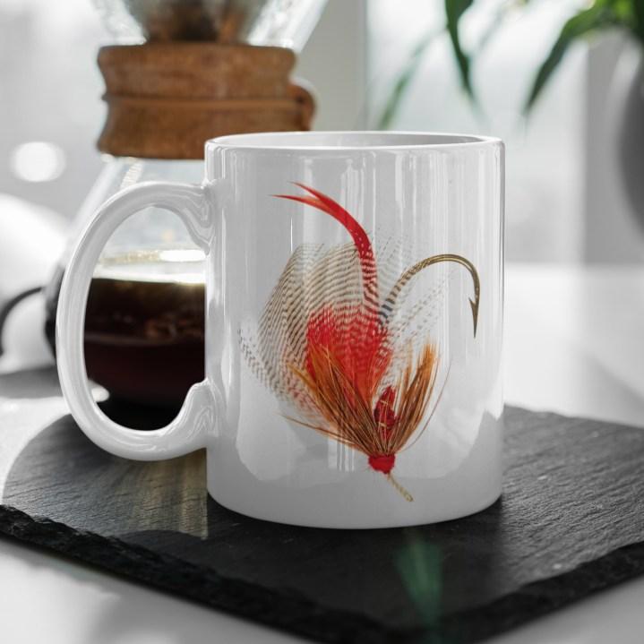 Fancy Fly Mug