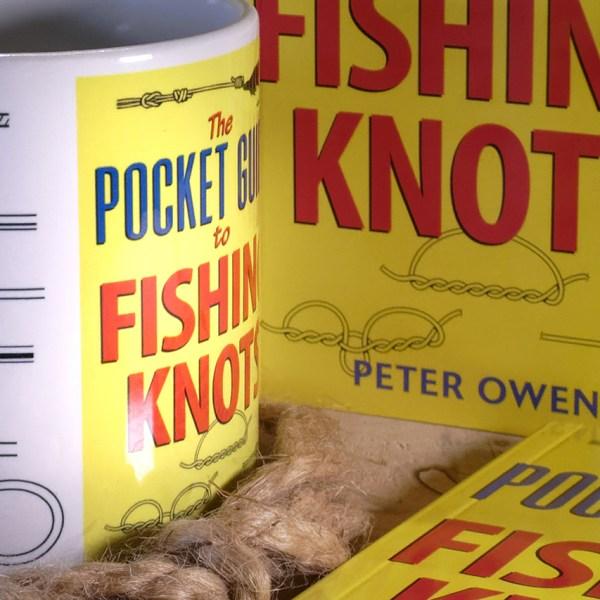 Fishing Knots and Mug
