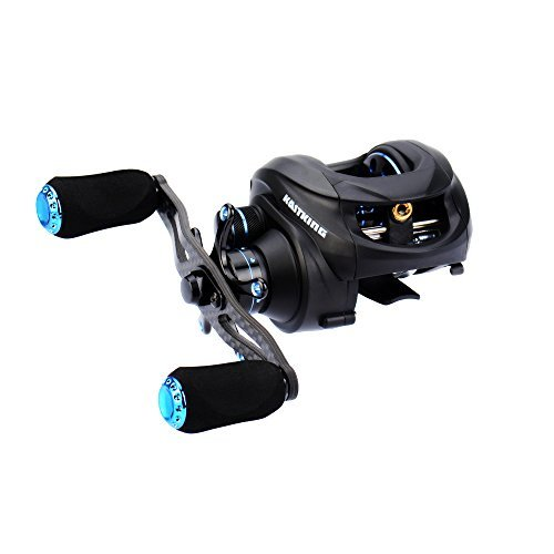 KastKing Assassin Carbon Baitcasting Reel