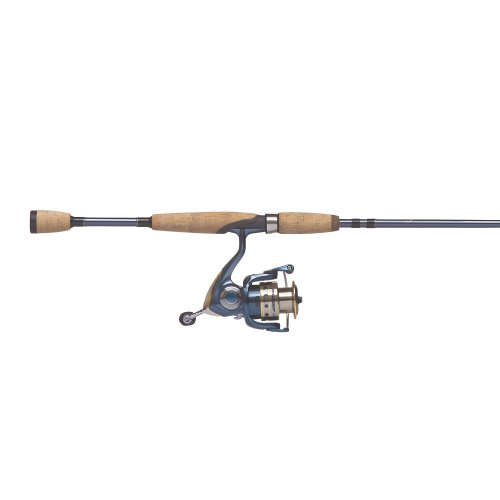 Pflueger President Spinning Fishing Reel and Fishing Rod Combo, 6.5 Feet, Medium Power