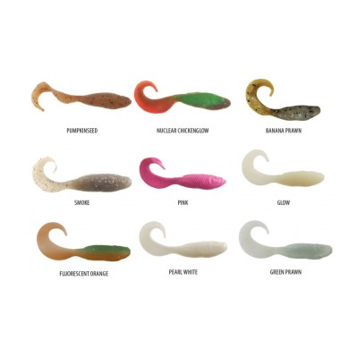 Berkley Gulp Swimming Mullet Range