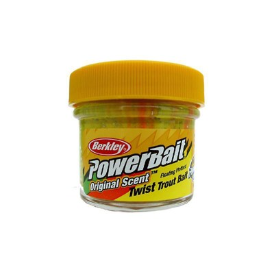 Berkley Powerbait Twist Trout Bait Packaging