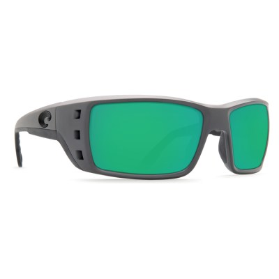 Costa Permit Matte Grey Green Lens