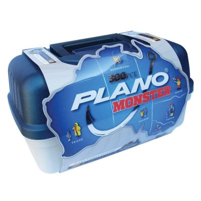 Plano Monster 300 Piece Tackle Box Kit