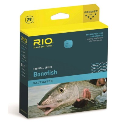 Rio Bonefish Quickshooter Fly Line - Packaging