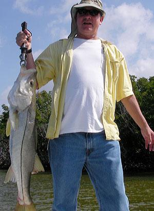 Everglades Fishing Outlook for September