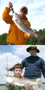 January Fishing in Everglades National Park