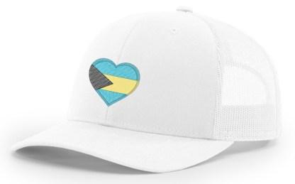 Bahamas Hat White
