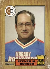 Baseball Card, Lawyer