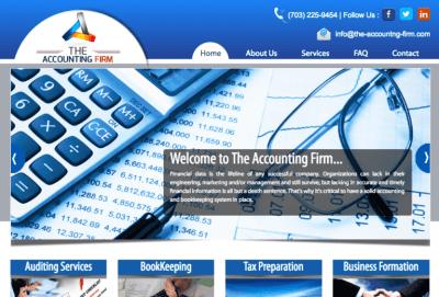 Website, Design, law firm website