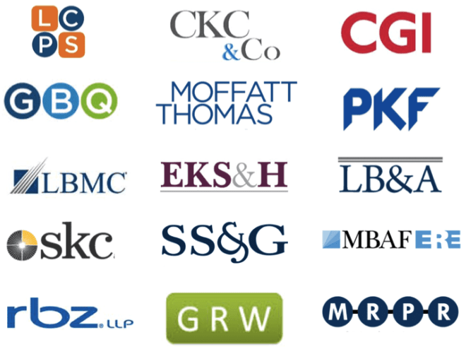Initials Accounting firm Bad Logos Page THREE copy