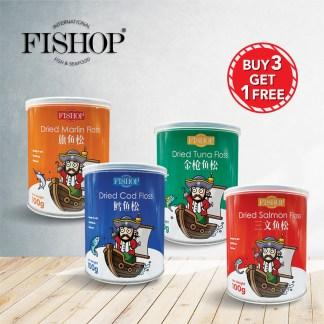 Fish Floss