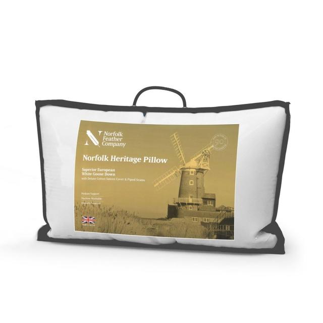 princess goose down pillow