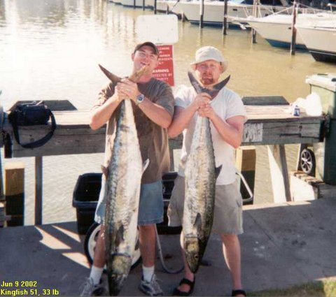 Deep Sea Fishing from Galveston TX