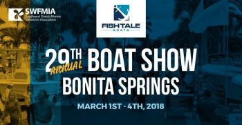2018 Bonita Springs Boat Show – March 1-4, 2018