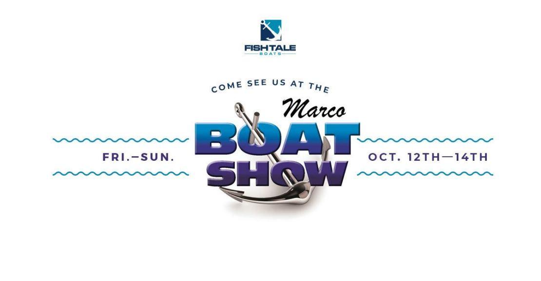 Marco Island Boat Show Flyer