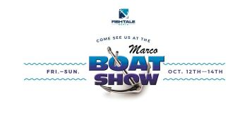 Fish Tale Boats At The Marco Boat Show
