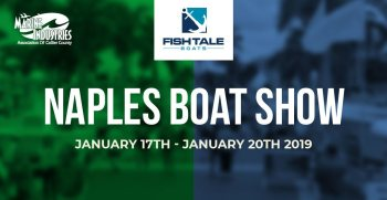 Fish Tale Boats At The Naples Boat Show