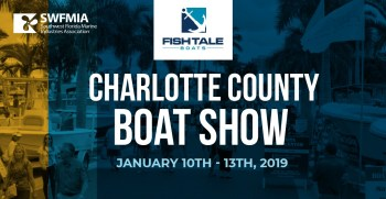 Fish Tale Boats At The Port Charlotte Boat Show