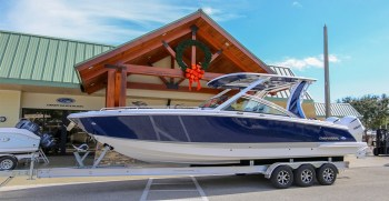 Fish Tale to Unveil New Chaparral Model at Naples Boat Show