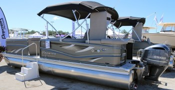 Fish Tale Boats is Now a Premier Pontoon Dealer
