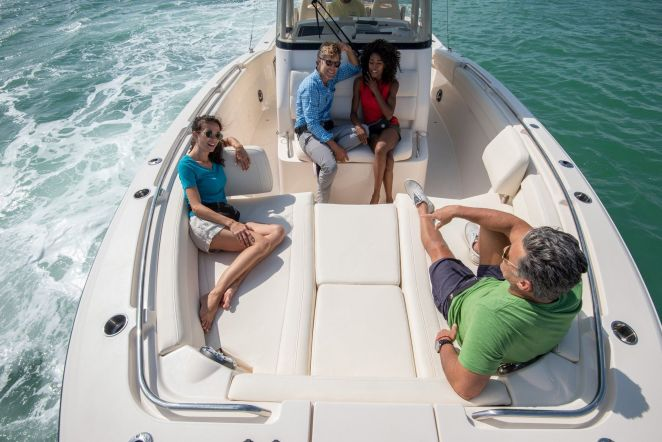 Model Spotlight: 2020 Grady-White 326 Canyon | Fish Tale Boats