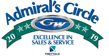 Grady-White Boats Recognizes Fish Tale Boats with Prestigious Admiral's Circle Award