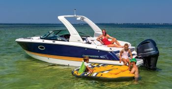 Overview of The Chaparral 267 SSX OB
