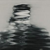 4.74 Gerhard Richter - Man on the Phone (1965), olej na plátně