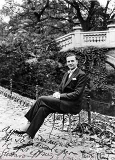 Gustavo Rol a Parigi nel 1927