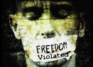 Libertà violata