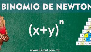 Binomio de Newton – Ejercicios Resueltos