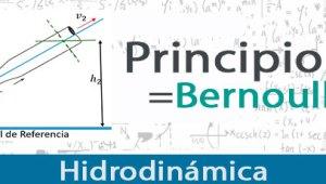 Principio de Bernoulli – Ejercicios Resueltos