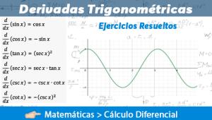 Derivada de Funciones Trigonométricas