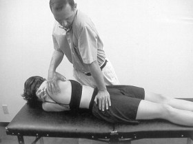 manipolazione vertebrale