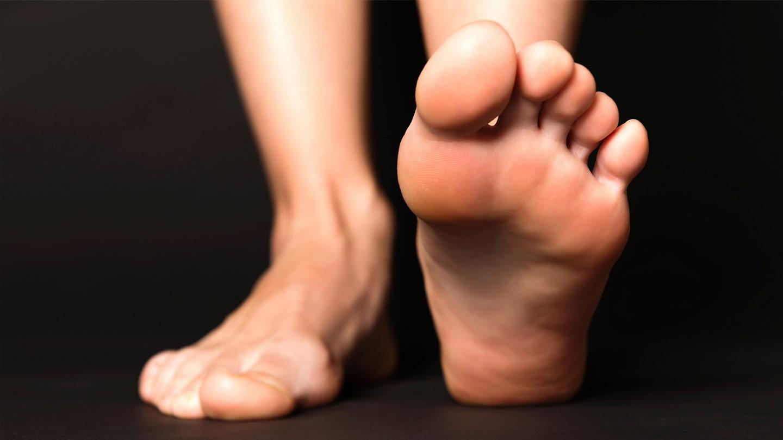 Sistema core del piede